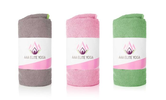 The Elite Yoga Towel