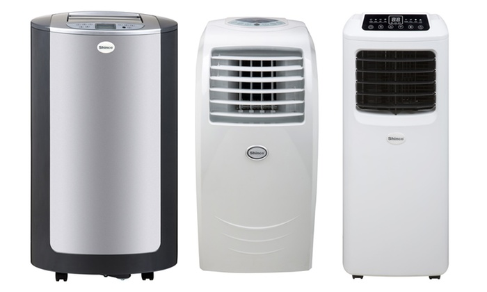 Shinco Portable Air Conditioners Groupon Goods