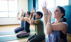 Mantra Yoga: $39 for 1 Month of Unlimited Yoga Classes at Mantra Yoga ($159 Value)