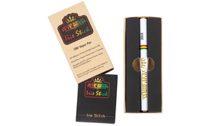 Julian Marley CBD Disposable Vape Pen from Happy Leaves at Julian Marley CBD Disposable Vape Pen from Happy Leaves , plus 6.0% Cash Back from Ebates.