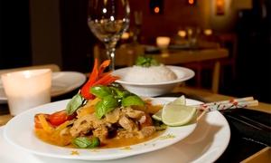 Phuket: Cena thai para dos o cuatro en Phuket