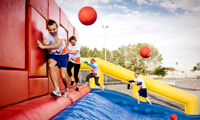 Hit and Run 5K - West Colonial: Hit and Run 5K Obstacle-Course Entry for One or Two on Saturday, September 13 (Up to 48% Off)