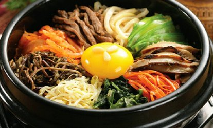 image for <strong>Korean</strong> Chinese Food for Two at Ja Kum Sung (48% Off)