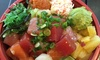 Pokeology - Anaheim Hills: $16 for Poke or Sushi Meal for Two People at Pokeology ($26.11 Value)