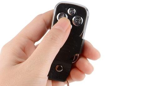 1, 2, 3, 4, 5 ou 10 télécommandes universelles copieuses 433,92 Mhz G-Motions