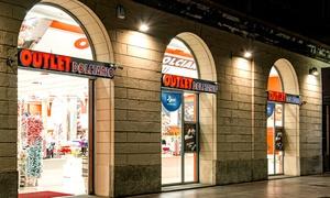 Outlet Dolciario: Buono sconto del valore di 10€ valido su tutti i prodotti di Outlet Dolciario (sconto 50%).Valido in 6 negozi o sul sito
