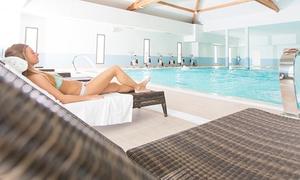 Montpellier : chambre double Standard 4* avec pdj, spa et option dîner Juvignac