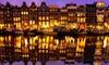 Hartje Amsterdam: 2 nachten met diner in een 4* Mystery-hotel