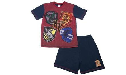 Kids Character Short Pyjama Set