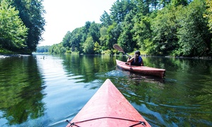 Sourced Adventures: $99 for a Kayak and Wine Adventure with Lunch and Transportation from Sourced Adventures ($129 Value)