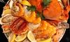 ⏰ Menu gourmet di mare