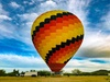 50% Off Hot Air Balloon Rides with Champagne