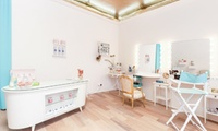 Workshop für Make-up und Hairstyling für 1 oder 2 Pers. im Powder Room Schminksalon New York Style (bis zu 79% sparen*)
