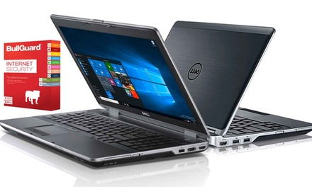 Refurbished Dell Latitude E6220/E6230 Core i5 with Windows 10 Home and Optional BullGuard Antivirus With Free Delivery