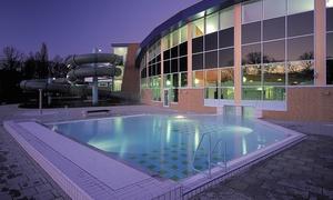 Freizeit- und Sportzentrum Halberstadt: Tageskarte für 2 Personen für die Bade- und Saunalandschaft im Freizeit- und Sportzentrum Halberstadt (33% sparen*)
