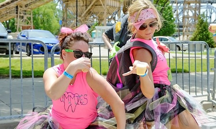 VIP 4K Fun Run Registration for One to Tap 'N' Run on Saturday, June 13 (Up to 53% Off)