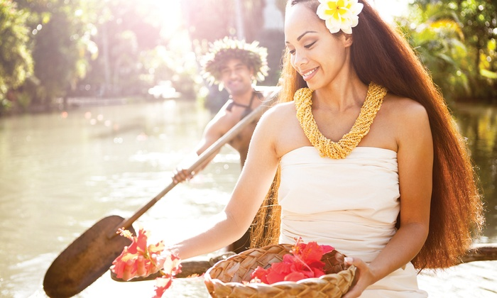 Polynesian Cultural Center - Northshore: General Admission for One, Two, Four, or Six to Polynesian Cultural Center (Half Off)