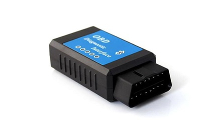Bluetooth OBD-II Car Auto Diagnostic Scanner