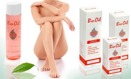1 of 2 huidverzorgende Bio-Oil flessen van 60, 125 of 200 ml