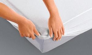 Protège matelas anti-acariens