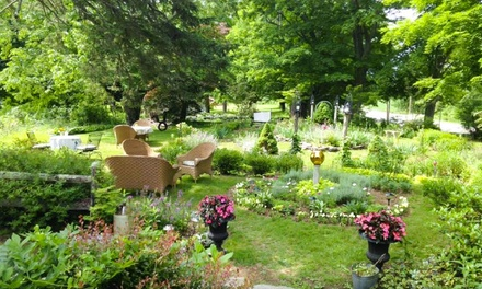1- or 2-Night Stay for Two with Beer at Roseledge Country Inn and Farm Shop in Preston, CT. Combine Up to 8 Nights