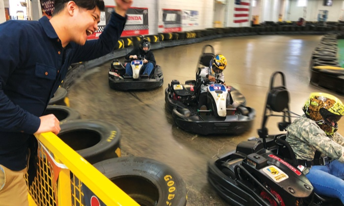 Go Karts Columbus >> Grand Prix Karting From 17 Columbus Oh Groupon