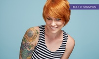 Haircut and Smoothing Package with Optional Color or Highlights at David's Beautiful People (Up to 60% Off)