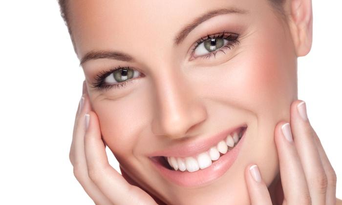 k dental office - k dental office: 白い歯で、ナチュラルな透明感のある口元に≪ハイブリッドセラミッククラウン1本(白い被せ物)≫3枚まで利用可 @k dental office