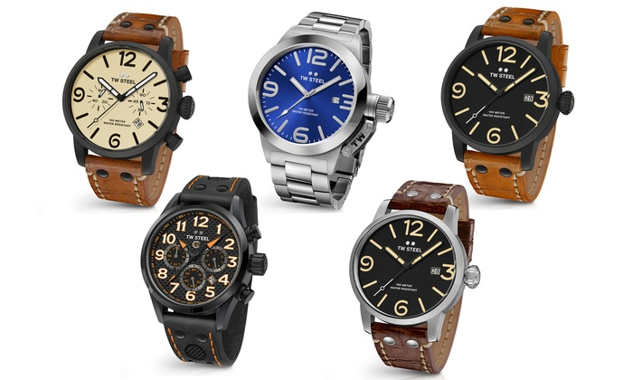 TW Steel Watch Collection With Free Delivery