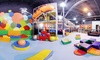Up to 34%  Off Indoor Play at Ball Factory Indoor Play & Cafe