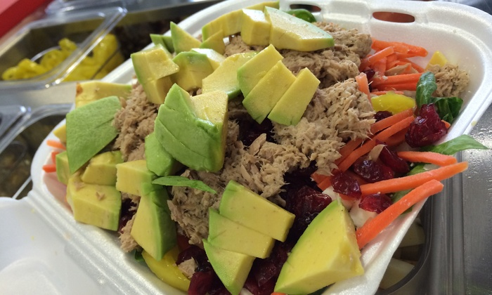 Smoothie Spot - Sunset Square: $6 for $10 Worth of Salad — Smoothie Spot - West Kendall