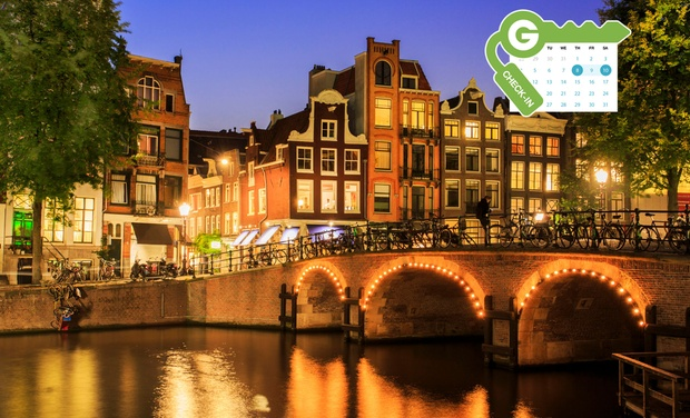 Camp Inn Hotel a - Amsterdam | Groupon Getaways
