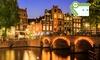 Camp Inn Hotel - Amsterdam: Amsterdam: chambre double standard ou supérieure pour deux personnes avec petit déjeuner à Camp Inn Hôtel