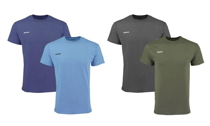 249ac816ea55ad Reebok Men's T-Shirts (2-Pack) | Groupon
