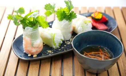 FiveCourse Shared Vietnamese Meal $52 or 4 Ppl $104 at Huong Lua Modern Vietnamese Cuisine Up to $208 Value