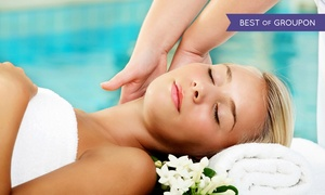 Rejuv Spa, LLC: 50- or 80-Minute Swedish or Deep-Tissue Massage at Rejuv Spa, LLC (Up to 69% Off)