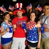 Red, White, and Brew Bar Crawl – Up to 52% Off
