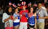 Red, White, and Brew Bar Crawl - Epicentre: Red, White, and Brew Bar Crawl with T-shirt on Saturday, July 1, at 5 p.m.