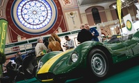The Classic & Sports Car Show, 28 - 30 October, Alexandra Palace