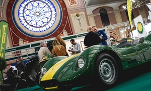 Classic & Sports Car Show: The Classic & Sports Car Show on 28 - 30 October at 1 p.m., Alexandra Palace