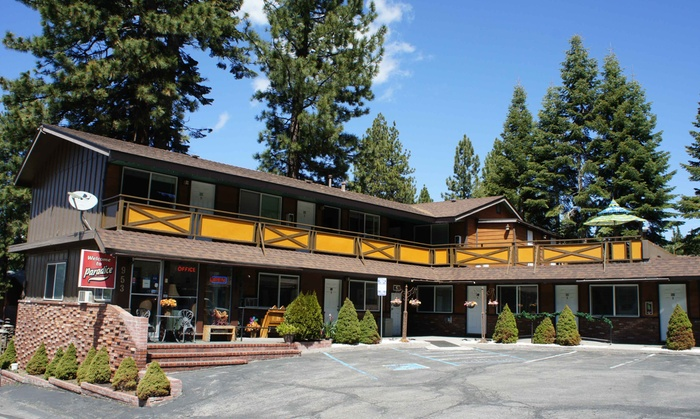 South Lake Tahoe Inn near Mountain Recreation