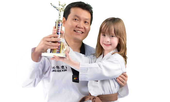 Victory Taekwondo Academy - Multiple Locations: Two or Four Weeks of Tae Kwon Do Classes at Victory Taekwondo Academy (Up to 87% Off)
