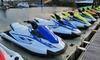 Excursión en moto de agua