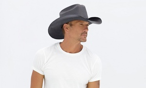 Tim McGraw with Special Guests Kacey Musgraves and Ryan Kinder: Tim McGraw with Special Guests Kacey Musgraves and Ryan Kinder on July 3, at 7:30 p.m.