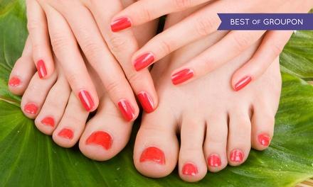 Manicure hybrydowy (od 34,99 zł), manicure hybrydowy spa (od 49,99 zł) i więcej opcji w Studiu Urody Arleta Pawska