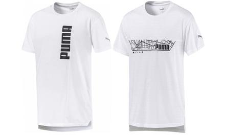 T-shirt da uomo Puma