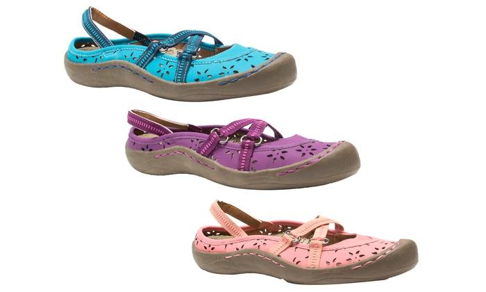 Muk Luks Erin Women's Slip-on Sandals