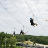 Up to 27% Off Zip-Line Canopy Tour at Cannonsburg Ski Area