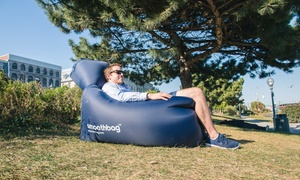 SmoothBag Portable Inflatable Pop-Up Lounging Chair at SmoothBag Portable Inflatable Pop-Up Lounging Chair, plus 6.0% Cash Back from Ebates.