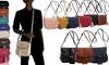 MKF Collection Cross-Body, Tassel, or Soho Bag by Mia K Farrow: MKF Collection Cross-Body, Tassel, or Soho Bag by Mia K Farrow